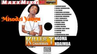 Killer T - Ngoma Ndaimba Album Mix @MaxxMixx