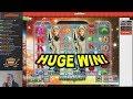 HUGE WIN on Star Quest Slot - £5 Bet