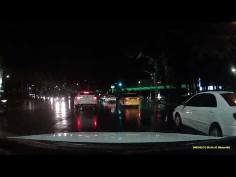 計程車違規變換車道