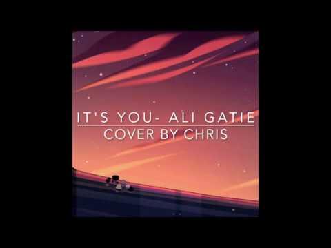 It&39;s You- Ali Gatie Cover Instrumental Prod by JoeRaffe