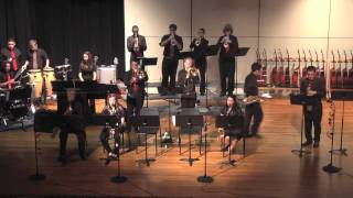 Watermelon Man by Herbie Hancock - Cape Coral High School Jazz Band
