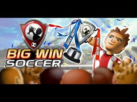 Big Win Soccer Launch Trailer (Google Play)