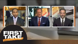 Michael Kay: You'd be crazy not to trust LeBron James in Game 6 | First Take | ESPN