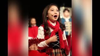 어린이 뮤지컬 스크루지의 크리스마스 본공연 스케치 영상…