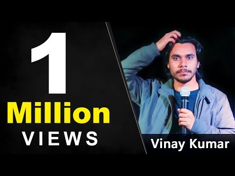 Stand Up Comedy on English Language by Vinay Kumar | Funny Comedy  Video on English Language Nojoto