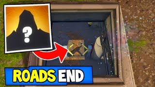 "Fortnite: ROAD TRIP SKIN SECRET REVEALED! ""ROADS COME TO AN END! Fortnite Season 5 Storyline Ending!"