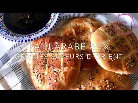 pain-arabe-au-four-ultra-moelleux