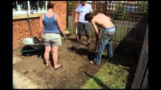 Garden Time Lapse