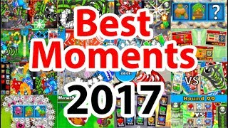 Bloons TD Battles Best Moments of 2017