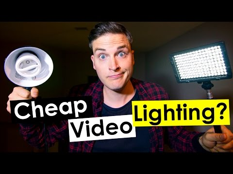 Video Lighting Tutorial