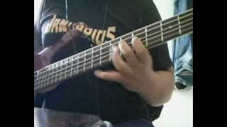 Servant in Heaven, King in Hell-Kreator bass cover