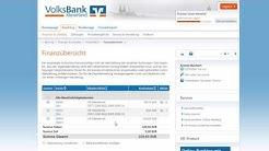 Erste Online Banking-Anmeldung mit der VR Kennung