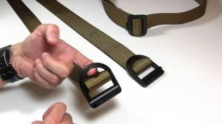 5.11 Belts - A belt for every occasion!