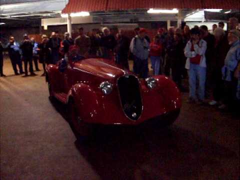 THE SIMEONE FOUNDATION - '37 ALFA ROMEO 8C 2900A