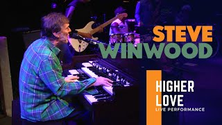 steve winwood   quothigher lovequot live performance