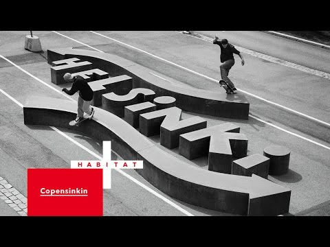Habitat Copensinkin – TransWorld SKATEboarding