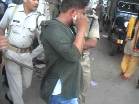 Brutal torture of young political leader Siddhant Jaiswal in Varanasi,India: Part 3