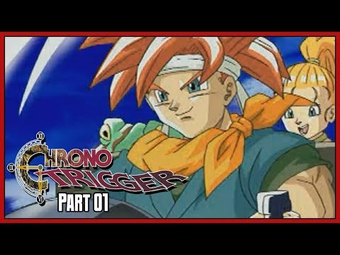 Chrono Trigger DS - Part 1: The Journey Begins