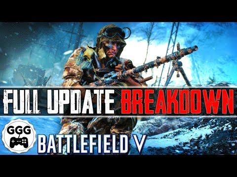Assault Weapon FIX, STRONGER Shotguns + MORE (BF5 March Update - Full Patch Notes) - Battlefield 5 thumbnail