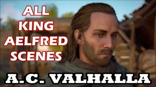 Assassin's Creed: Valhalla - All King Alfred Scenes & Study