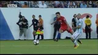 Αργεντινή - Χιλή 0-0 (2-4 πεν.) /Τελικός Copa América Centenario 2016 - Στιγμιότυπα {26-6-2016}