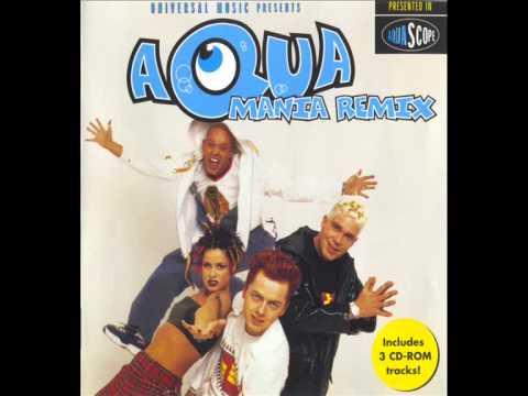 Aqua  Roses Are Red Disco 70s Mix