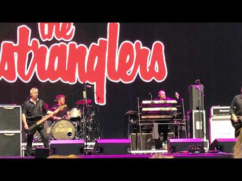 The Stranglers, Duchess Live Rewind Scotland 2019