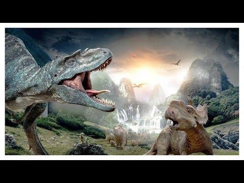 ЮРСКИЙ ПЕРИОД  /ХИЩНЫЕ ДИНОЗАВРЫ/  КАК ПОЯВИЛСЯ /ТИРАННОЗАВР!!! Прогулки с Динозаврами