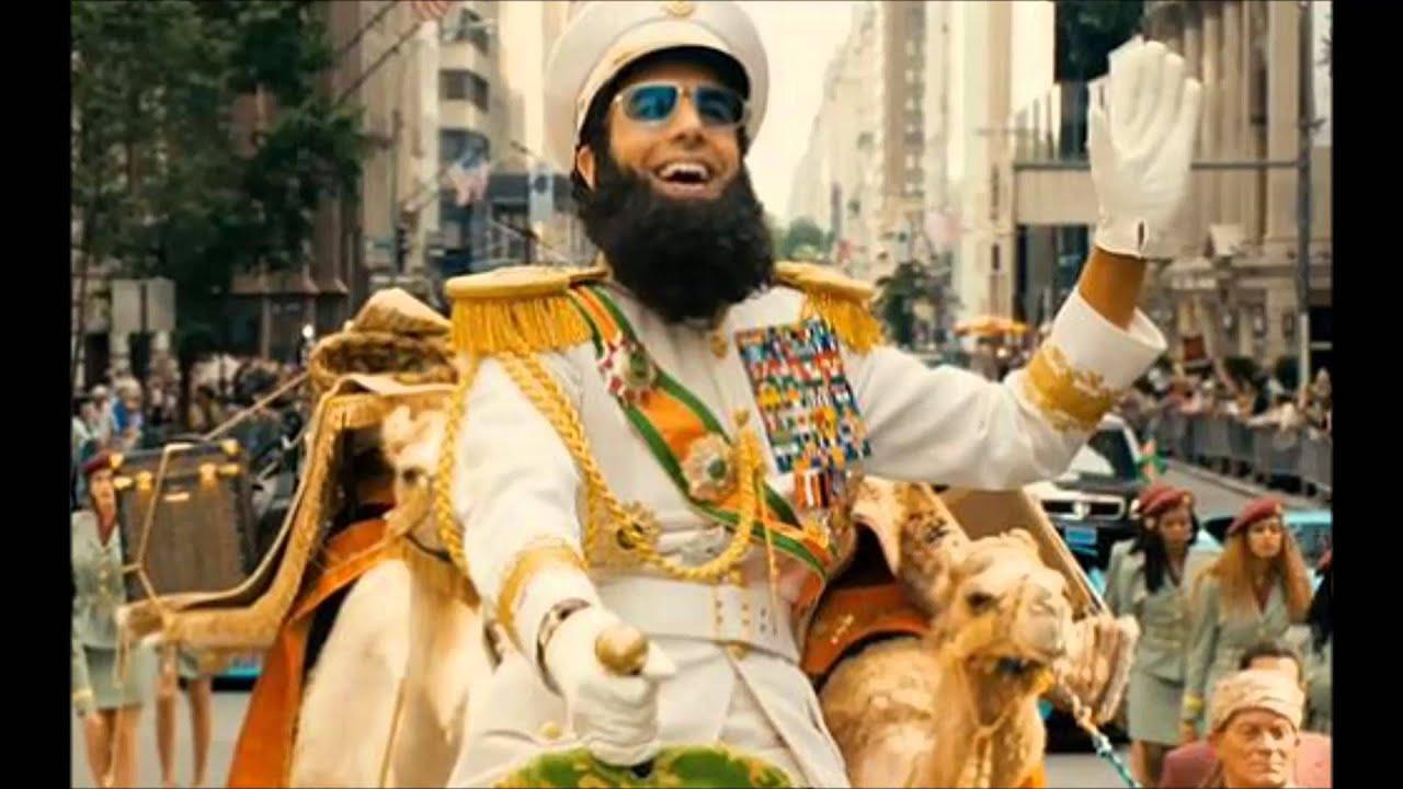 Download Aladeen Madafaka   The Dictator.