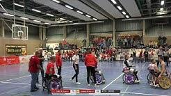DONECK Dolphins Trier vs Baskets 96 Rahden