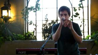 David Archuleta singing Things Are Gonna Get Better-Patio Party S.Jordan UT