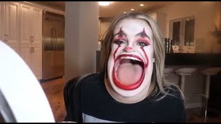 tana mongeau literally laughing for 1 minute straight