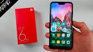 Xiaomi Redmi 6 Pro - UNBOXING & English REVIEW! (Mi A2 Lite!)
