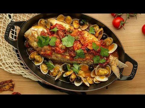 那不勒斯水煮鱼,低热量超健康!