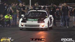 Street Fighter Qualifying Rounds 1 and 2 Highlights | WCF - Import vs Domestic 2017 at MDIR | ERacer