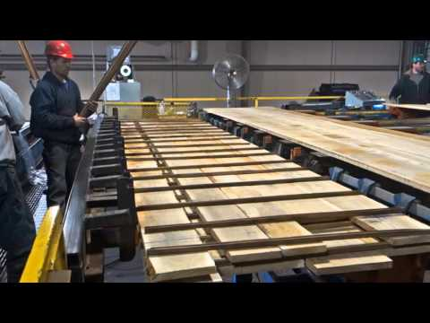 TS Lumber Stacker Systems Overview