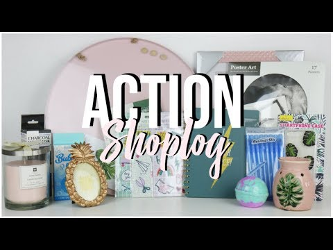 Action Shoplog | Bo