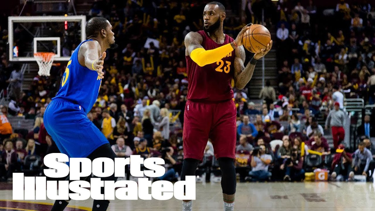 bf46bce14dd NBA Christmas Day Schedule Breakdown  Cavs Vs. Warriors Rematch   More