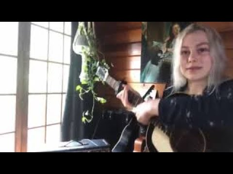 Phoebe Bridgers- Summers End By John Prine - 4-10-2020