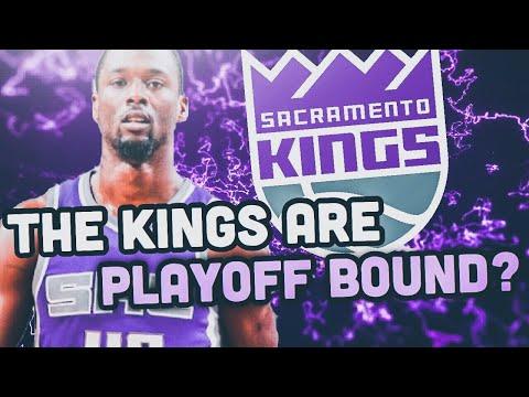 Harrison Barnes TRADED To The Kings!.. Sacramento Kings Rebuild! NBA 2K19