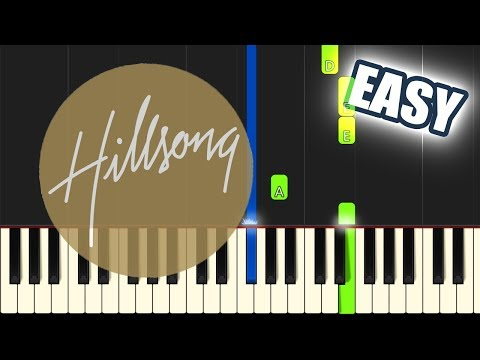 The Stand - Hillsong | EASY PIANO TUTORIAL + SHEET MUSIC by Betacustic thumbnail