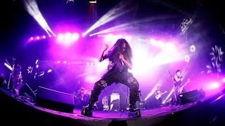 KOIL - Nyanyikan Lagu Perang & Aku Lupa Aku Luka | Live at DOOMSDAY Open Air Festival 2016