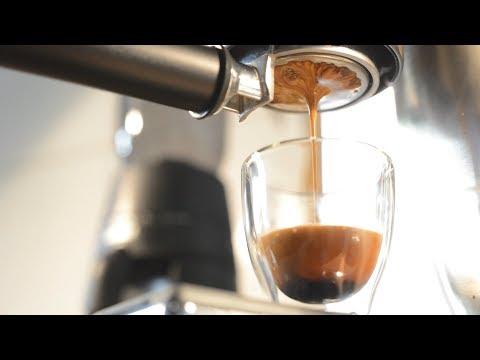 Espresso workflow Delonghi EC 685