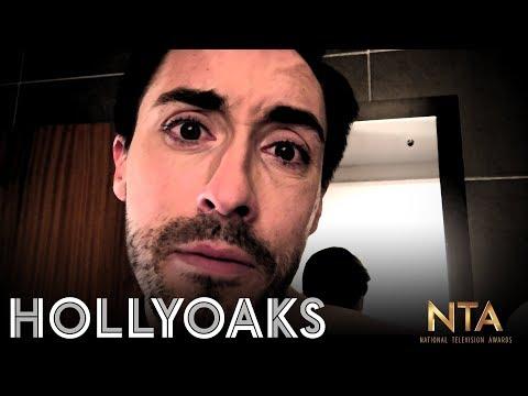 National TV Awards: Hollyoaks' #DontFilterFeelings