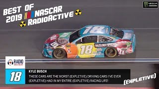 Best Of 2019 NASCAR Radioactive (Part 1)