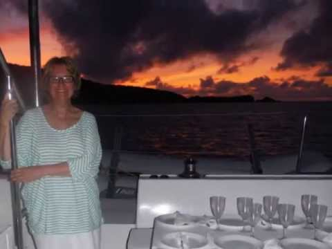 Strube TMM Bare Boat Charter in BVI Part One