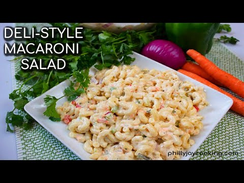 the-best-macaroni-salad-recipe-ever:-how-to-make-delicious-deli-style-macaroni-salad
