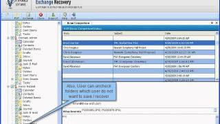 Recover Exchange Emails with Exchange Email Recovery Software