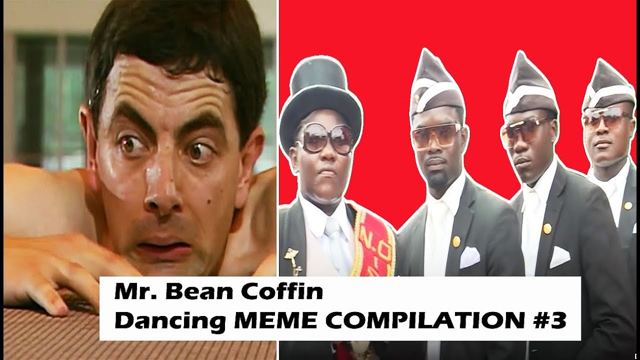 Mr. Bean Coffin Dancing MEME COMPILATION #3