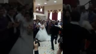 Танец Жениха и Невесты в зале Селена в Каспийске
